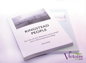 Ringstead books produced by Victoire Press sm
