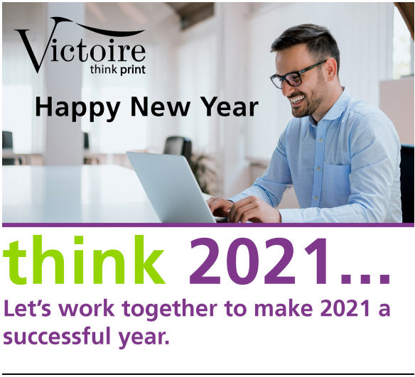 Happy New Year From Victoire Jan 2021